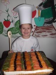 Jogurtovs SABI torta